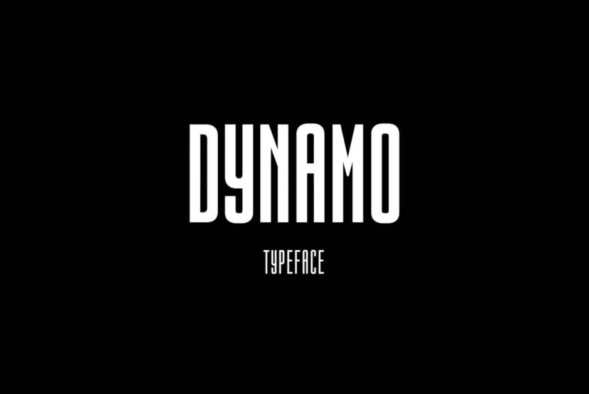 Dynamo Font Family