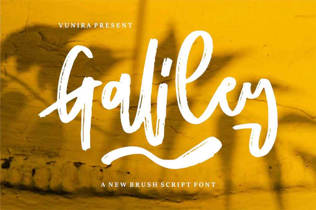 Galiley Font