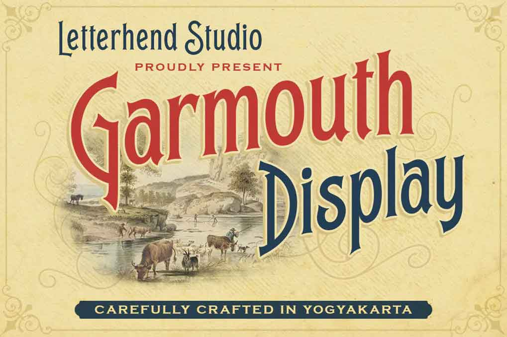 Garmouth Display