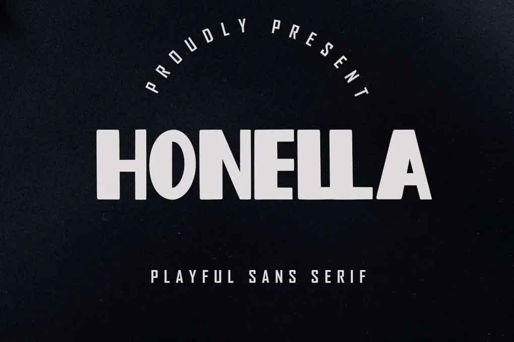 Honella Font