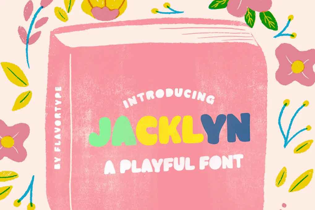 Jacklyn Font