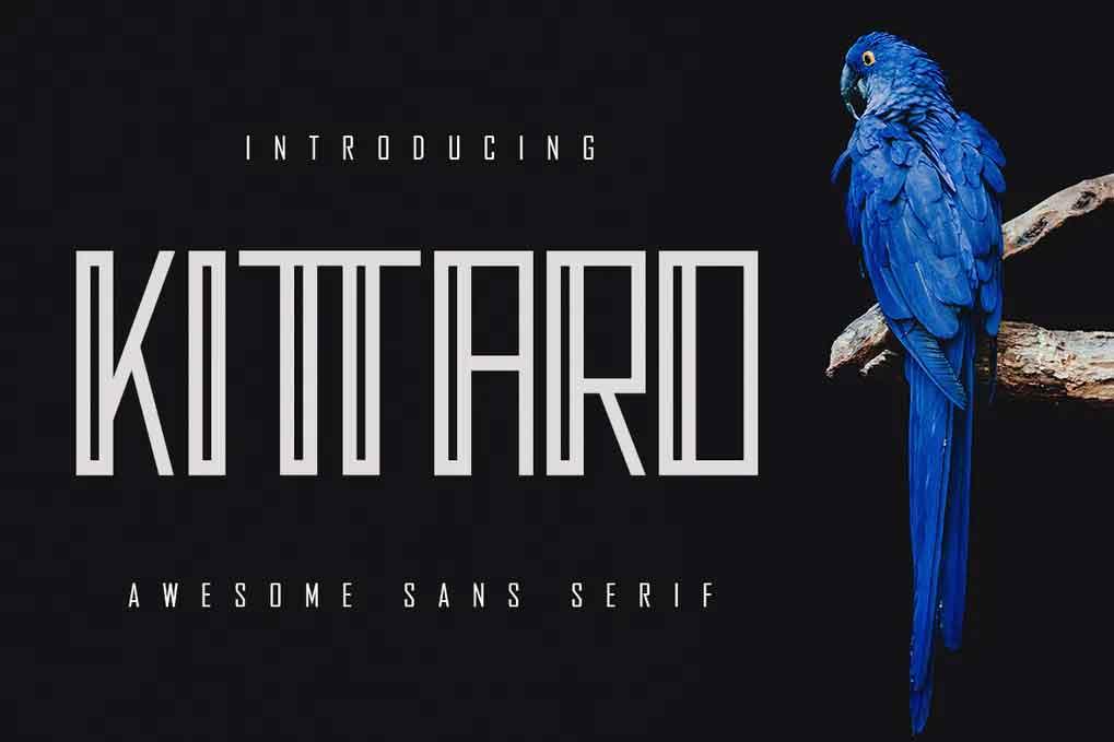 Kittaro Font