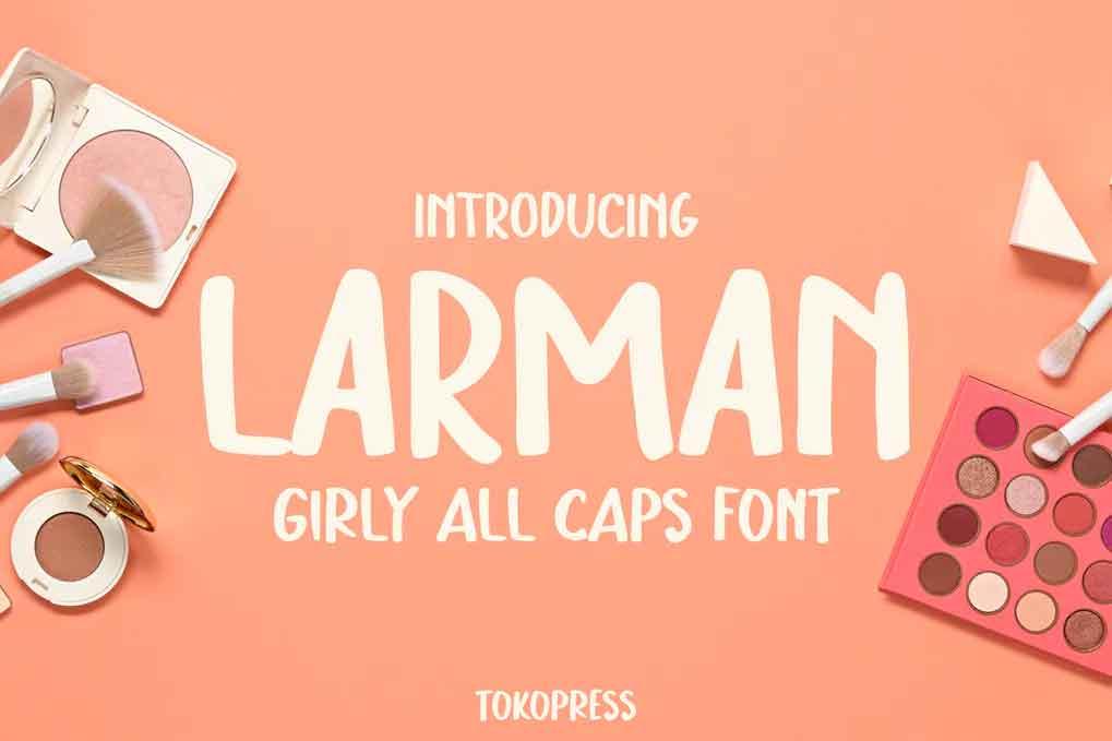 Larman Font