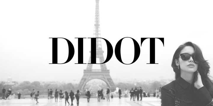 Linotype Didot Font