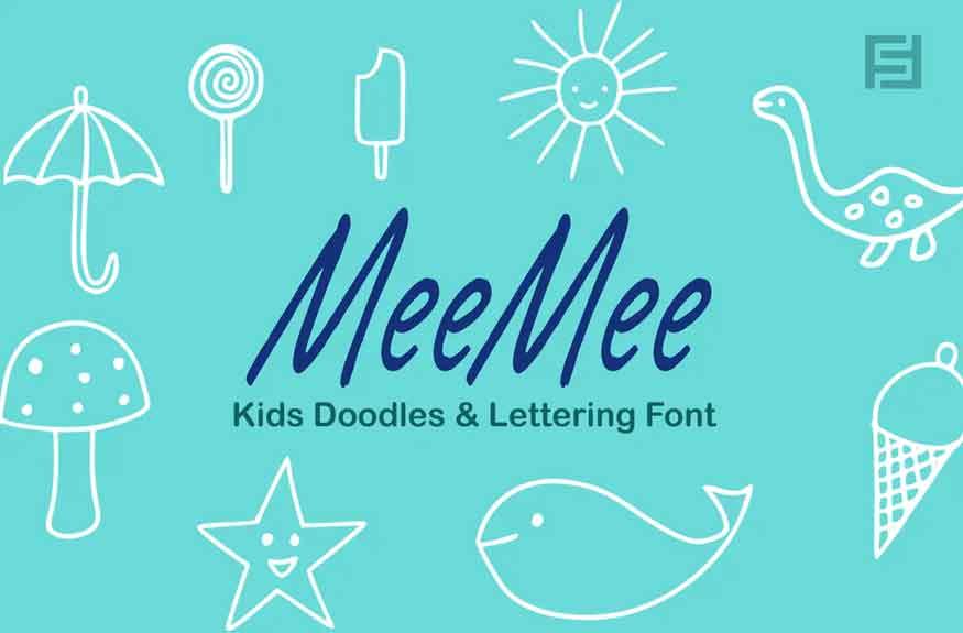 MeeMee Font
