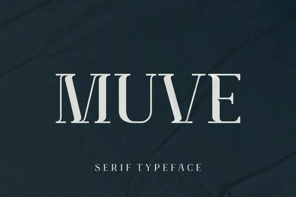 Muve Font