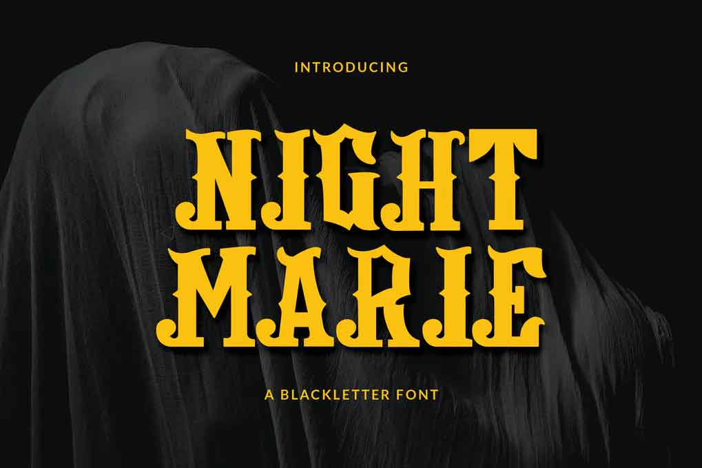Nightmarie Font