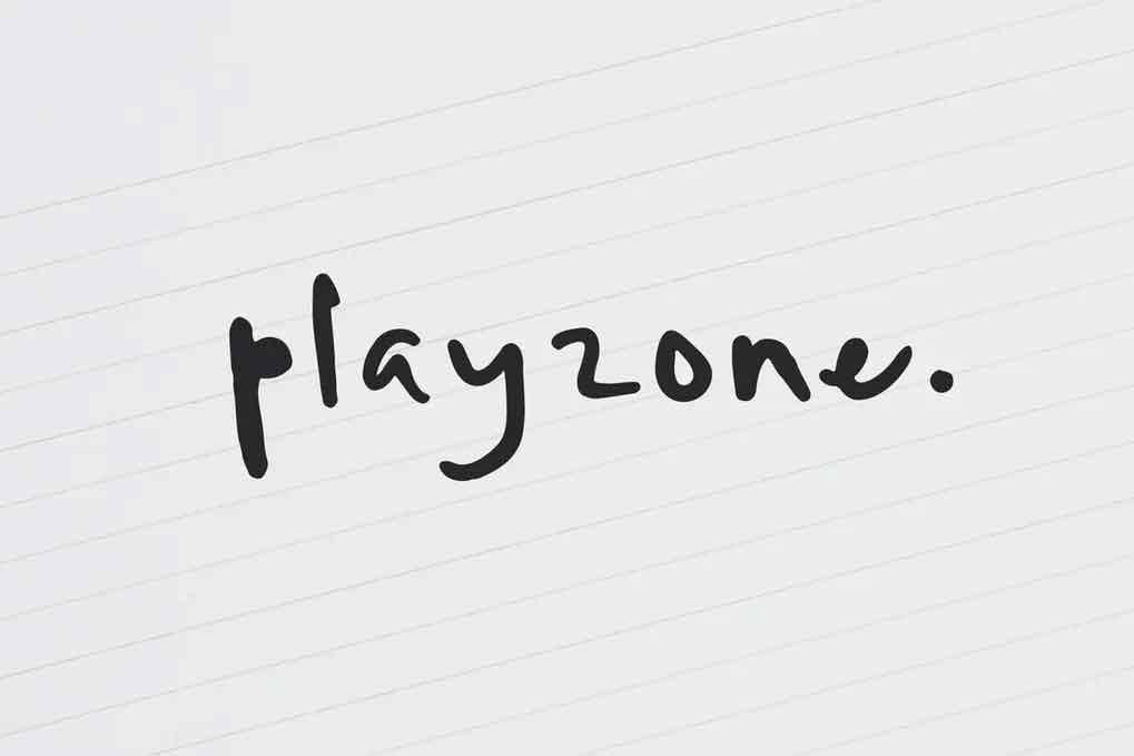 Playzone Font