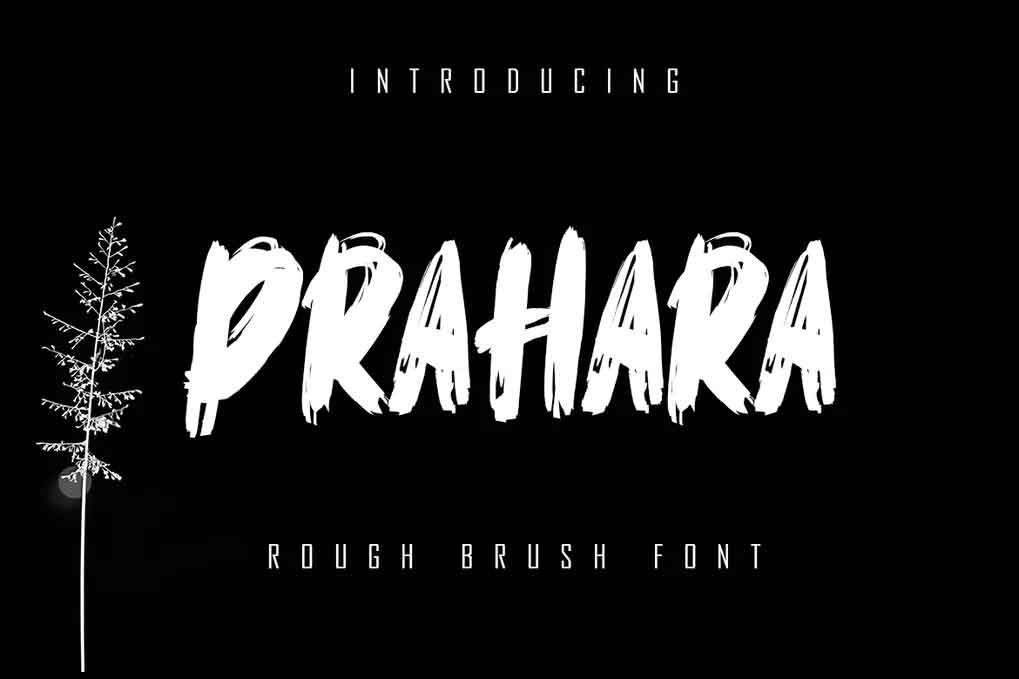 Prahara Font