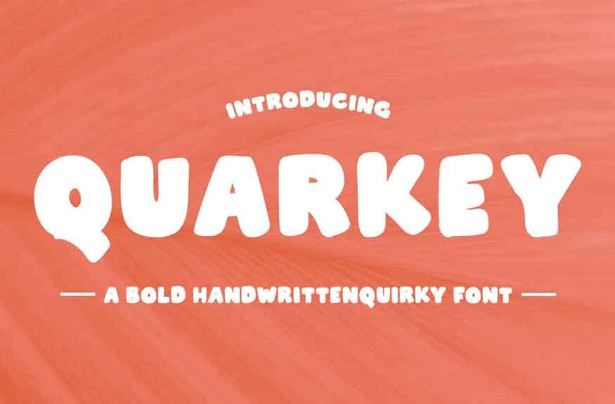 Quarkey Font