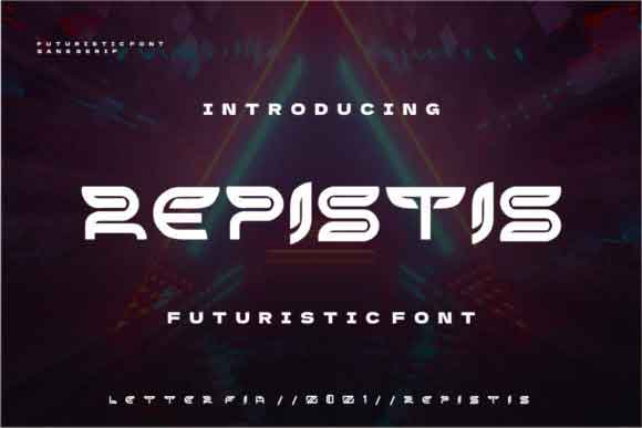 Repistis Font
