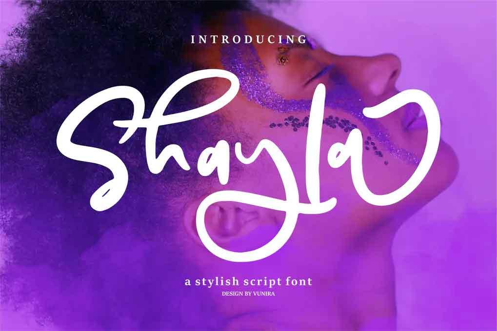 Shayla Font