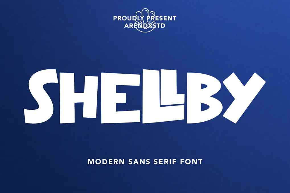Shellby Font