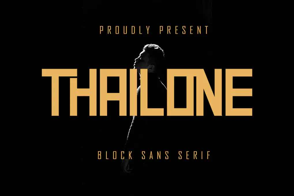 Thailone Font
