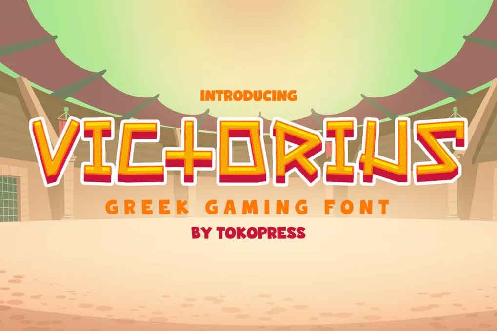 Victorius Font