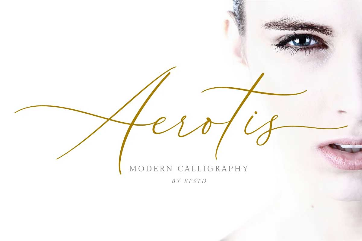 Aerotis Font