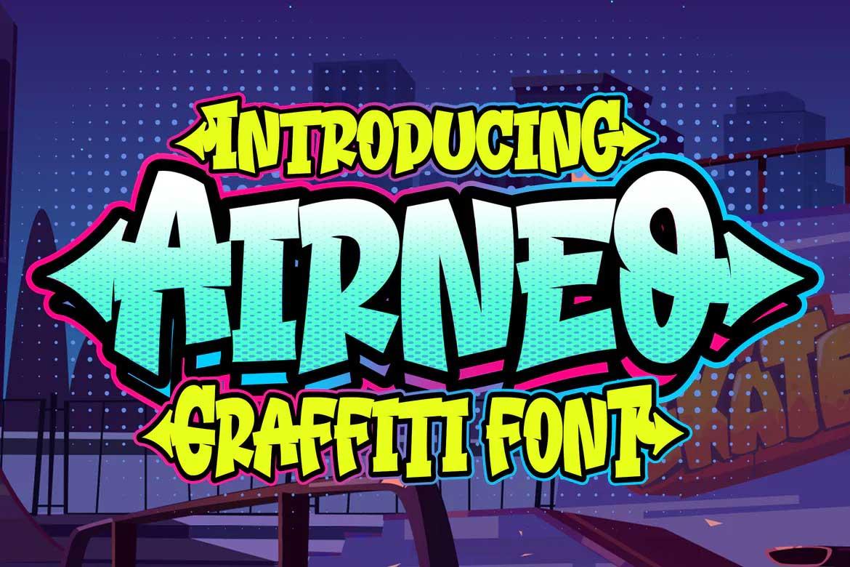 Airneo Font