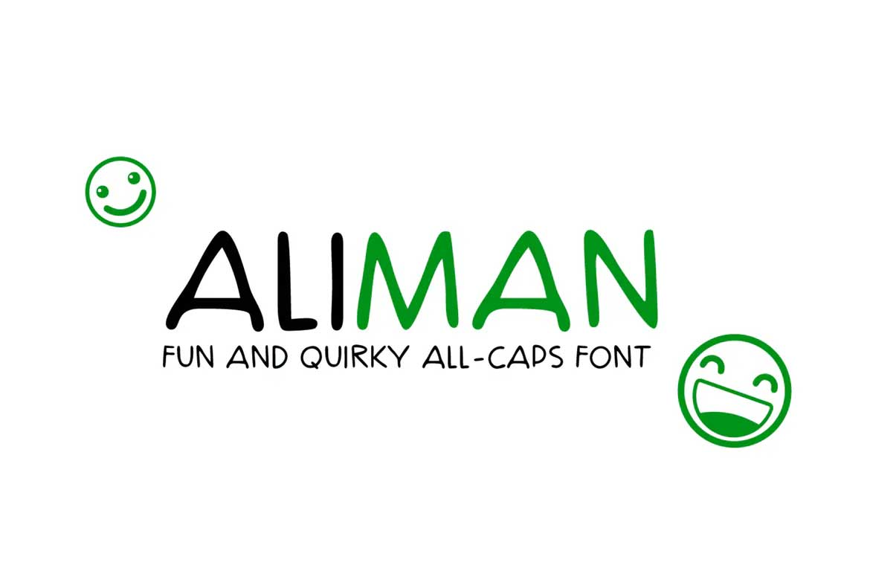 Aliman Font