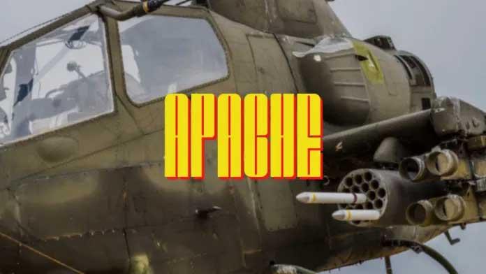 Apache Font
