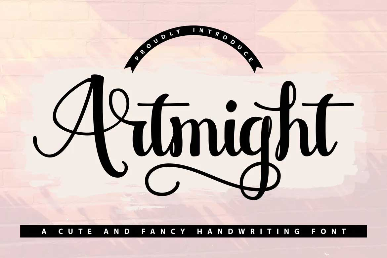 Artmight Font