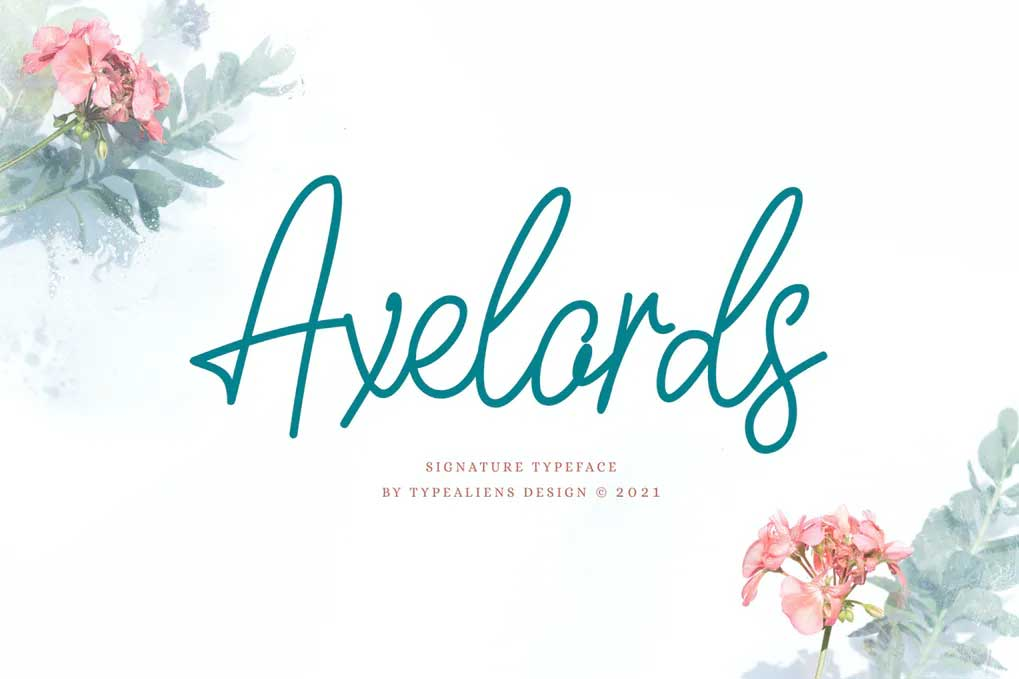 Axelords Font