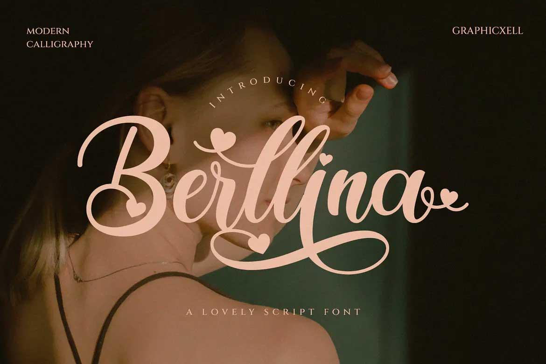 Berllina Font