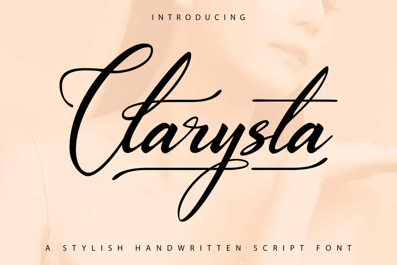 Clarystha Font