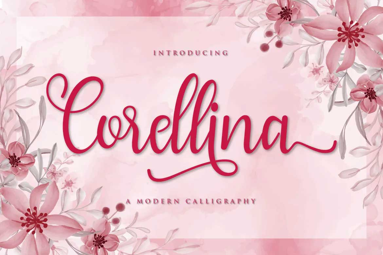 Corellina Font