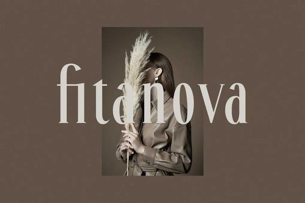 Fitanova Font