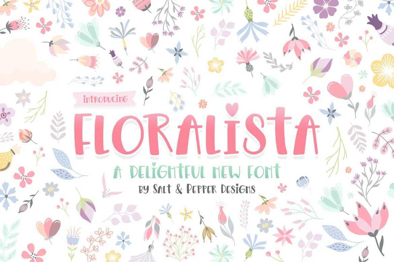 Floralista Font