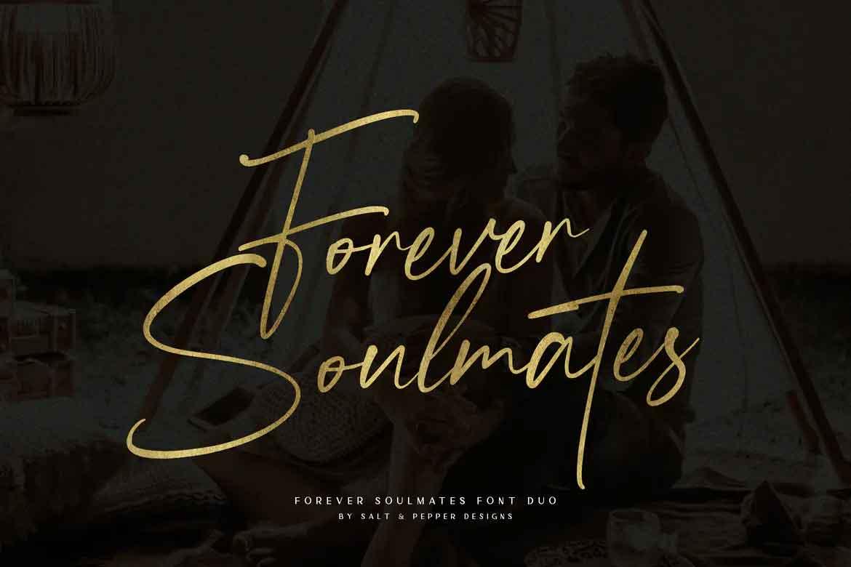 Forever Soulmates Font