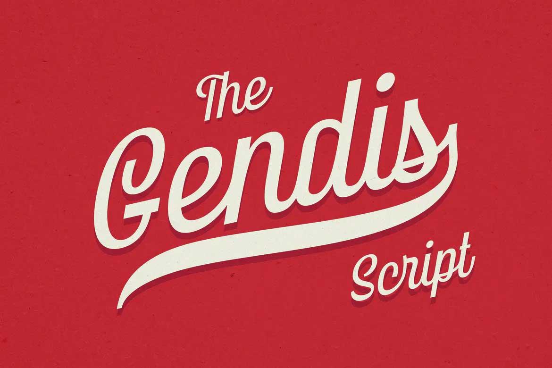 Gendis Script