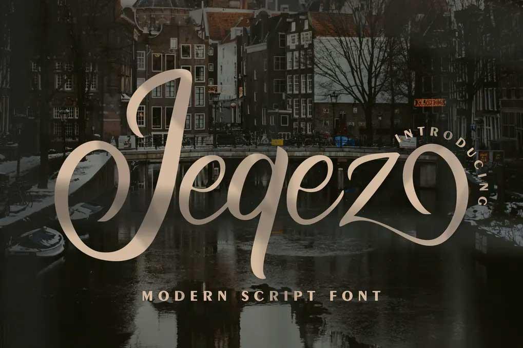 Jeqez Font