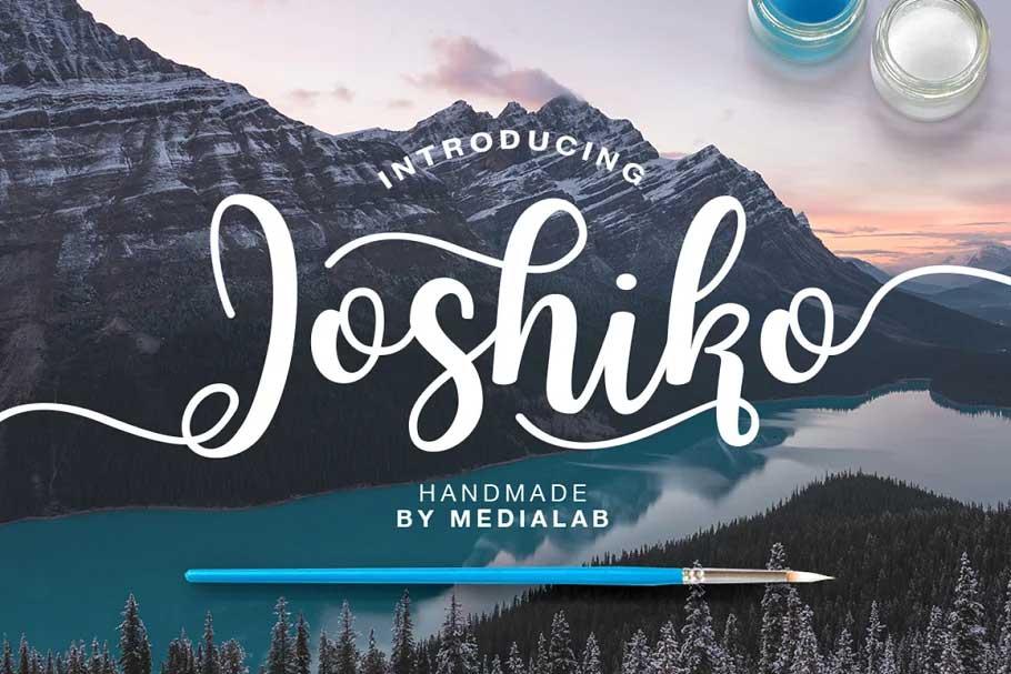 Joshico Font