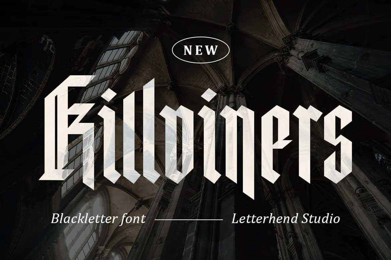 Killviners Font