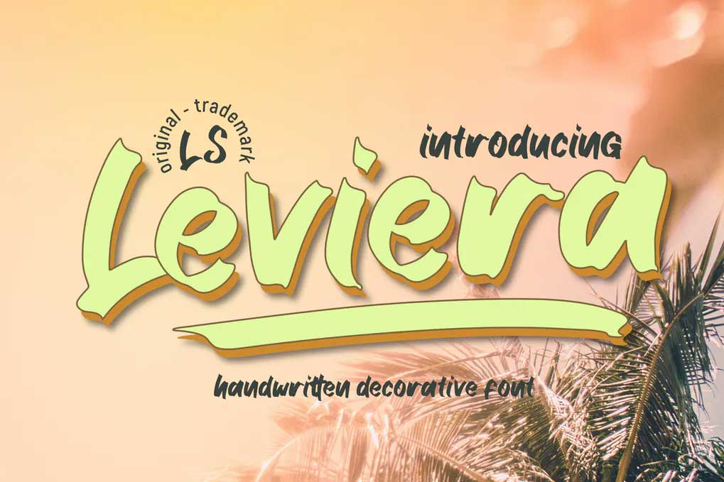 Leviera Font