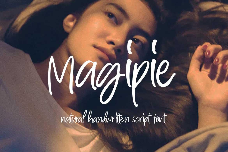 Magipie Font