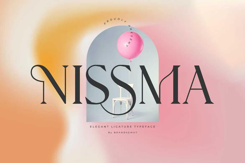 Nissma Font