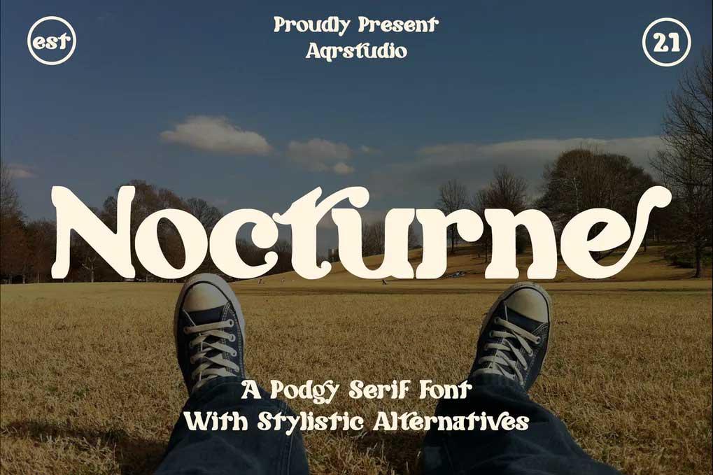 Nocturne Font