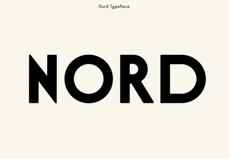 Nord Font