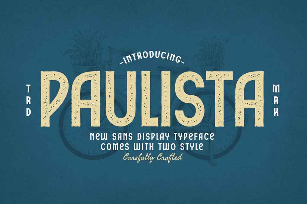 Paulista Font