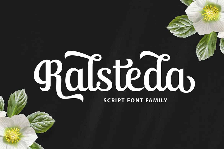 Ralsteda Font