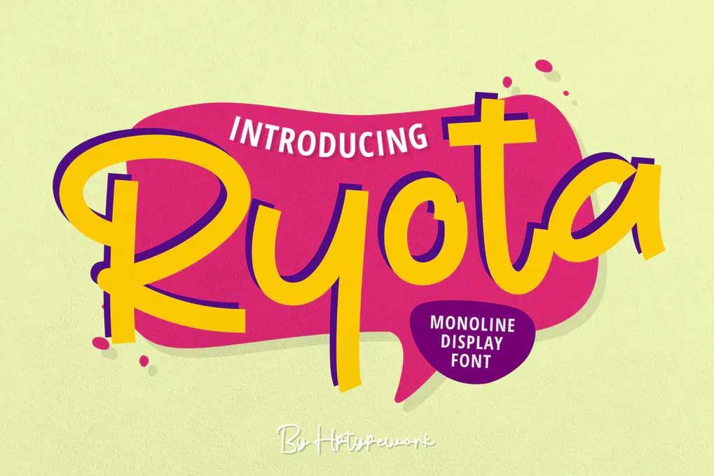 Ryota Font