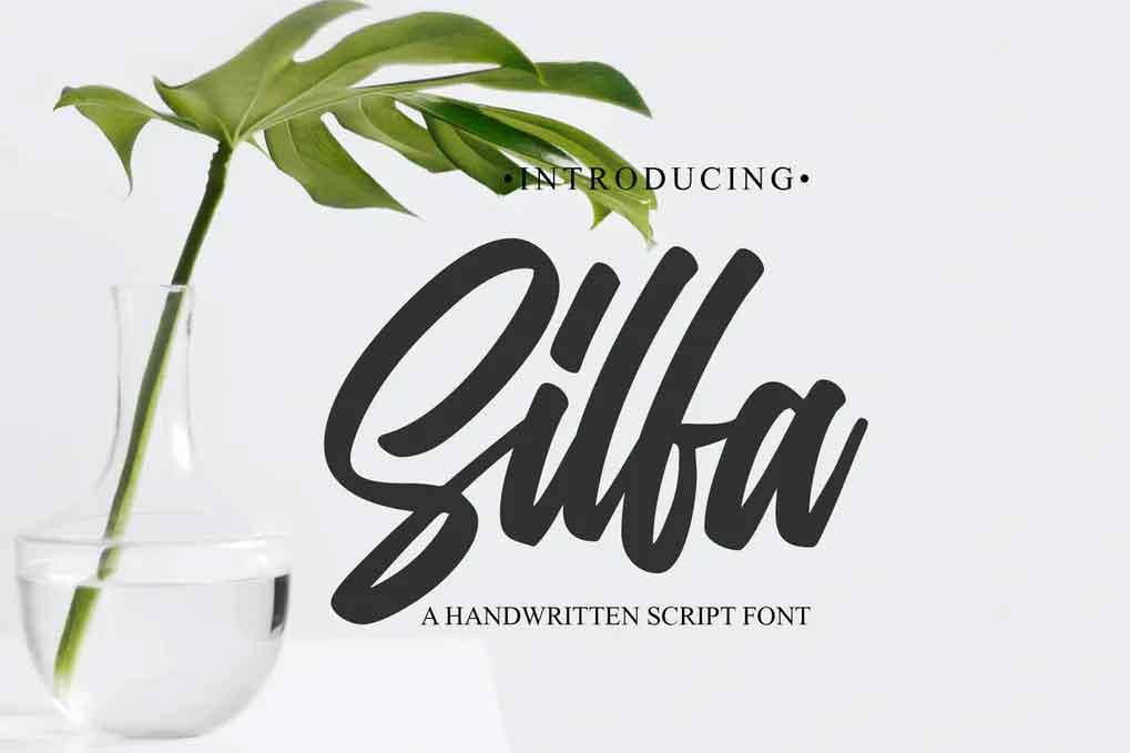 Silfa Font