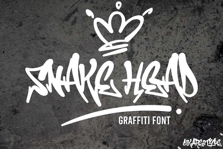 Snakehead Font