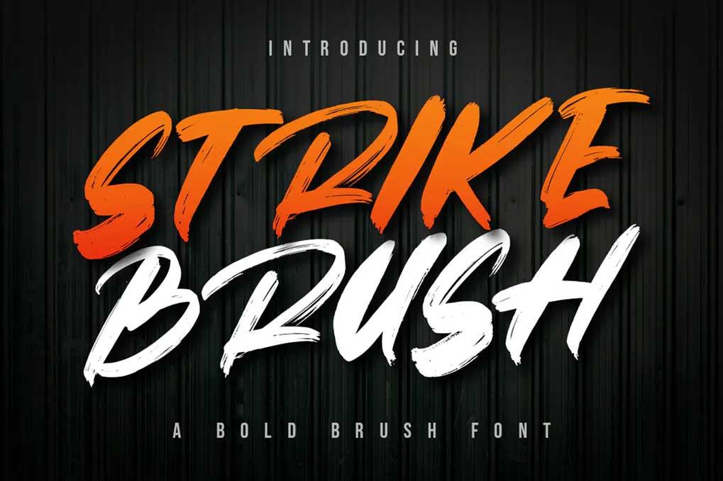 Strike Brush