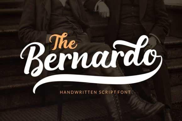 The Bernardo Font