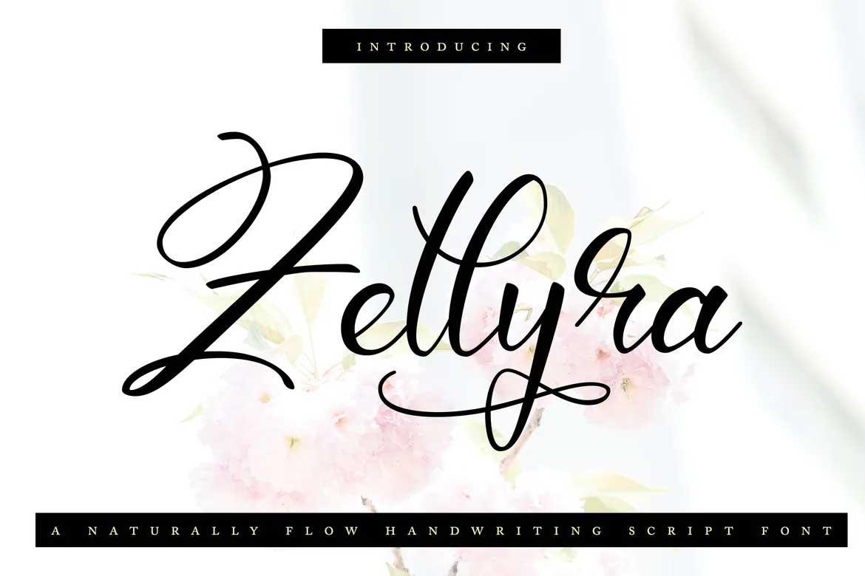 Zellyra Font
