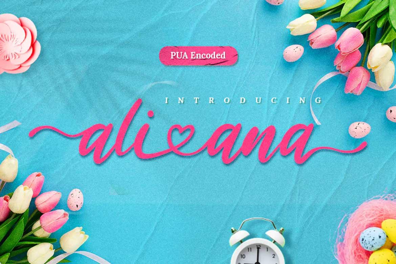 Ali Ana Font