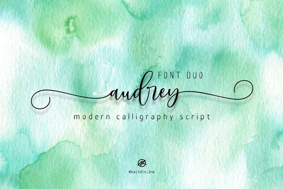 Audrey Script